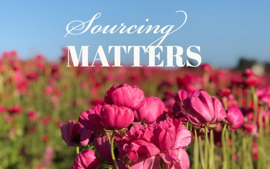 Sourcing Matters